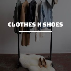 Clothes and shoes